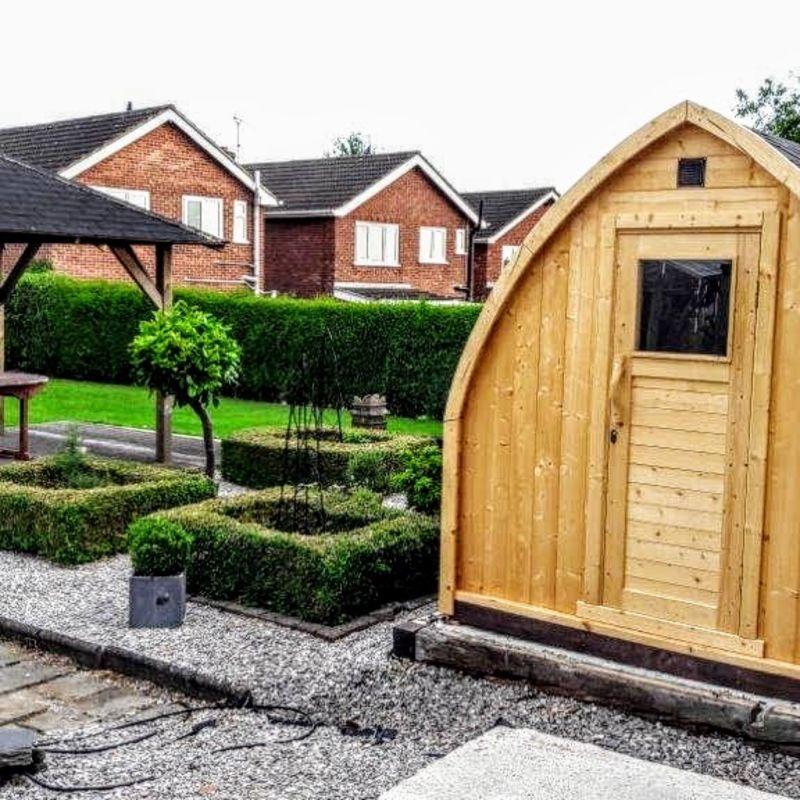 achat sauna exterieur